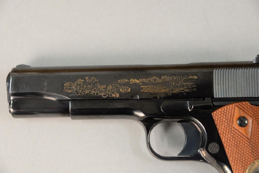 Colt, limited edition, World War I Commemorative, - 6