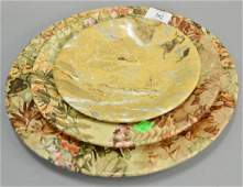 Italian ceramic dinnerware set to include a set of ten