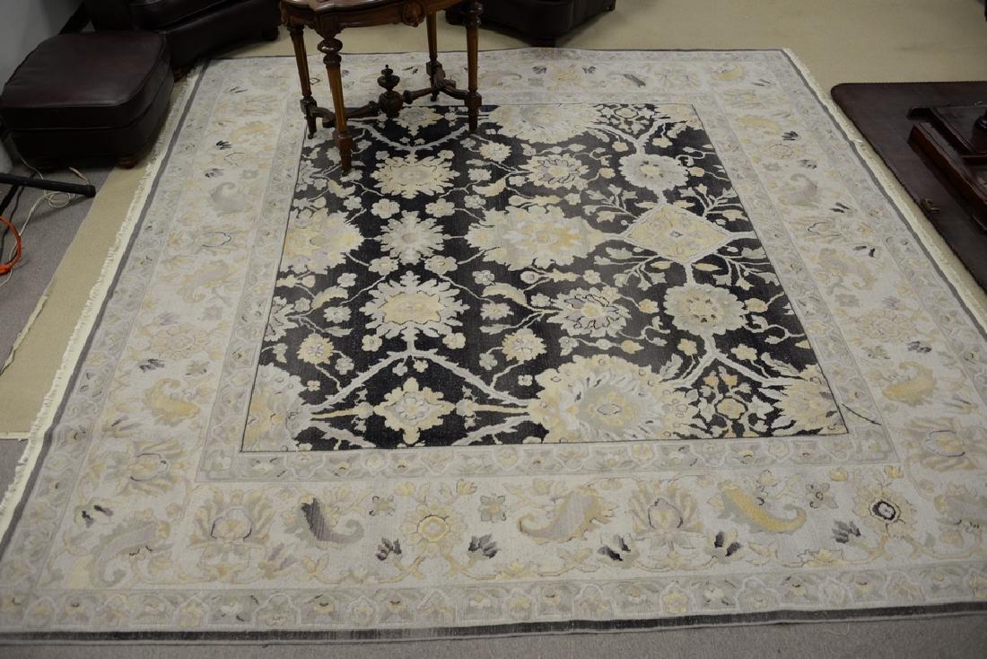 "Oriental carpet. 10' x 9'10"""