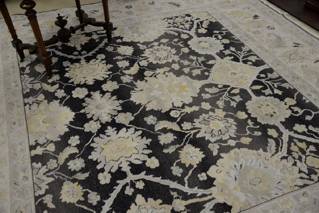 "Oriental carpet. 10' x 9'10"" - 2"