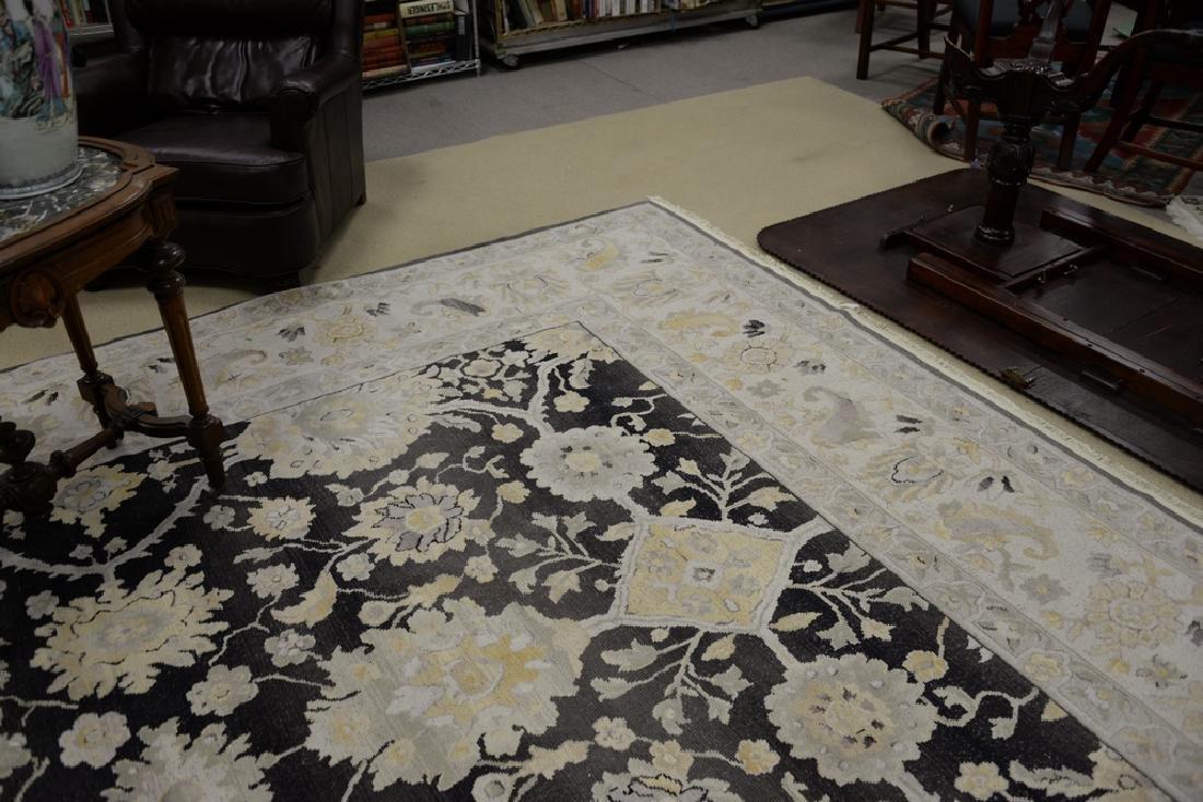 "Oriental carpet. 10' x 9'10"" - 4"