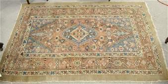 "Northwest Persian throw rug. 3'9"" x 5'10"""