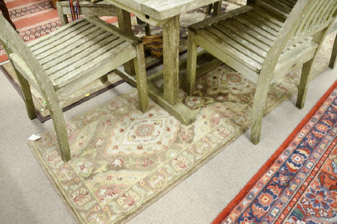 Three Oriental rugs to include an area rug and two - 2