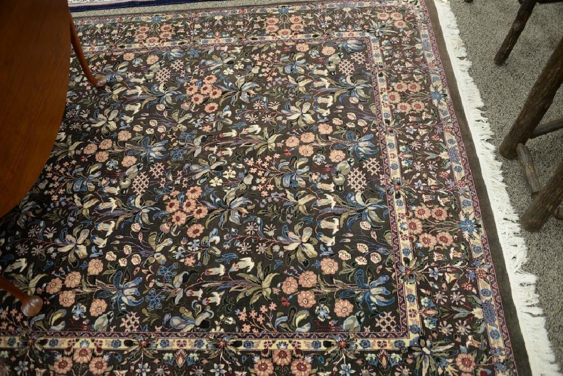 Oriental area rug 6' x 9'3'' - 2