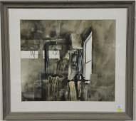 """Philip Jamison (b. 1925), """"John Morton's Fish House"""","""