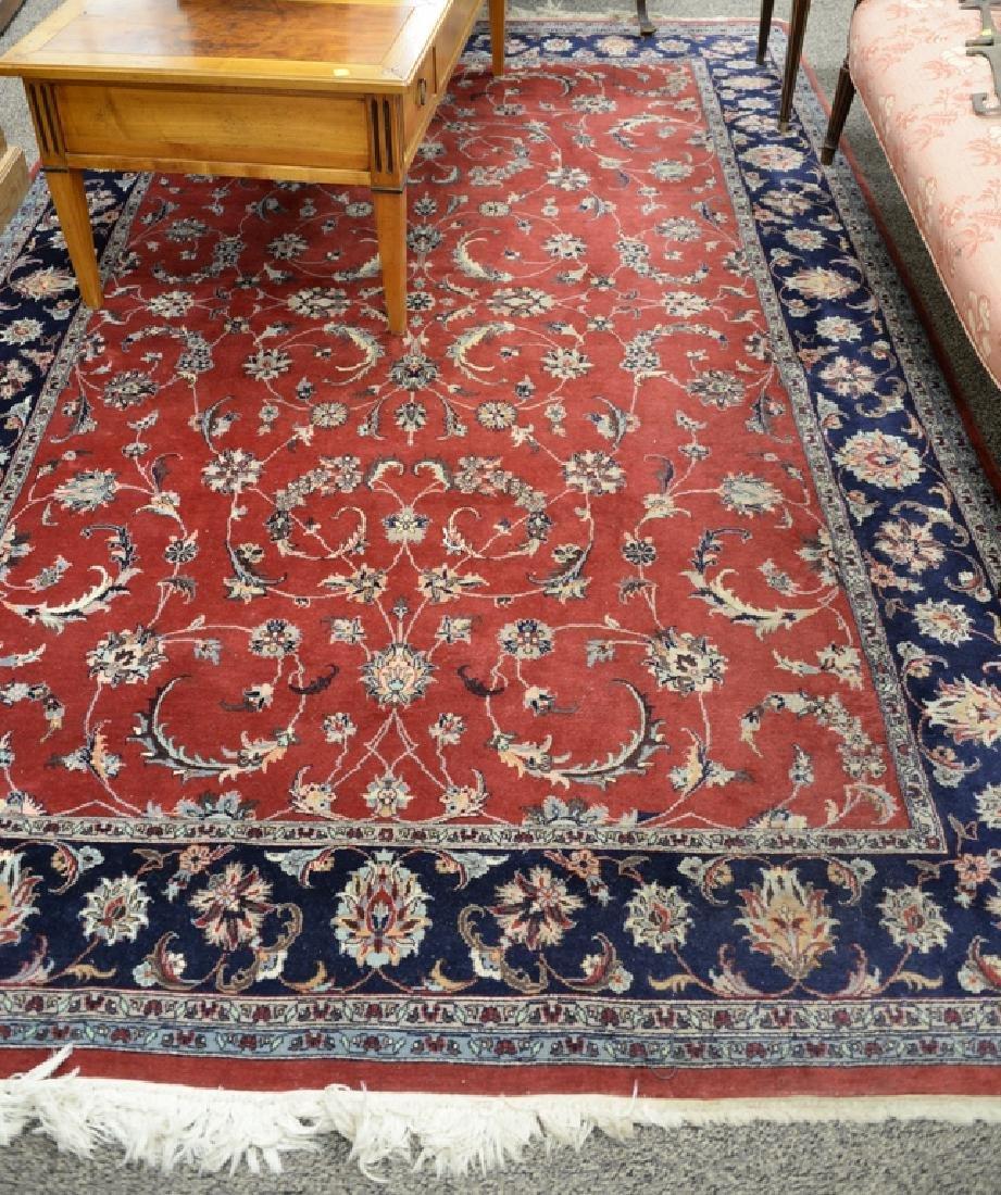 """Oriental area rug. 6' x 9'4"""""""