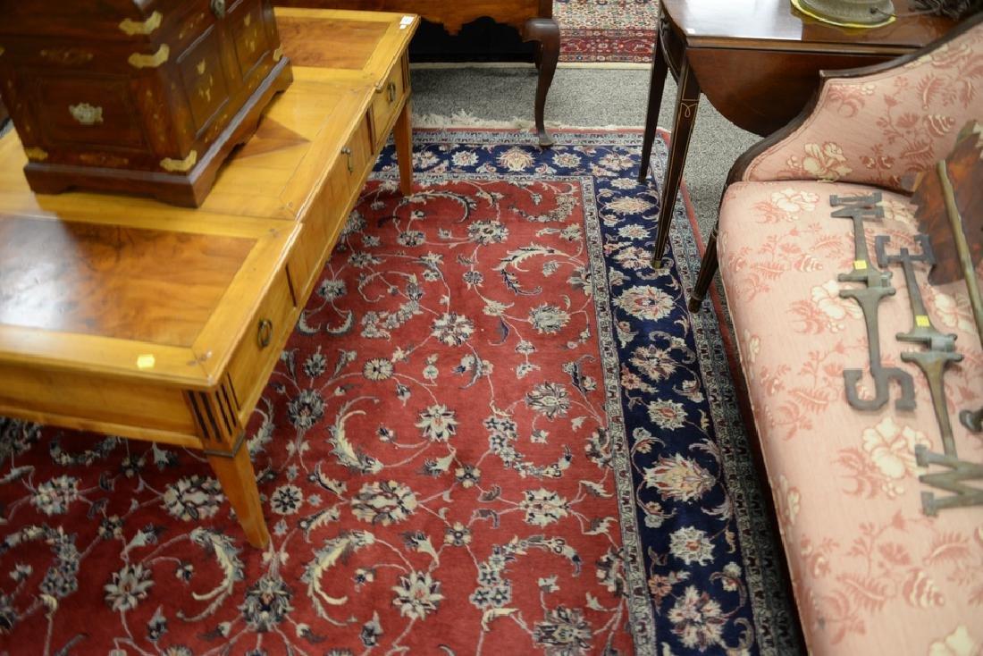 """Oriental area rug. 6' x 9'4"""" - 3"""