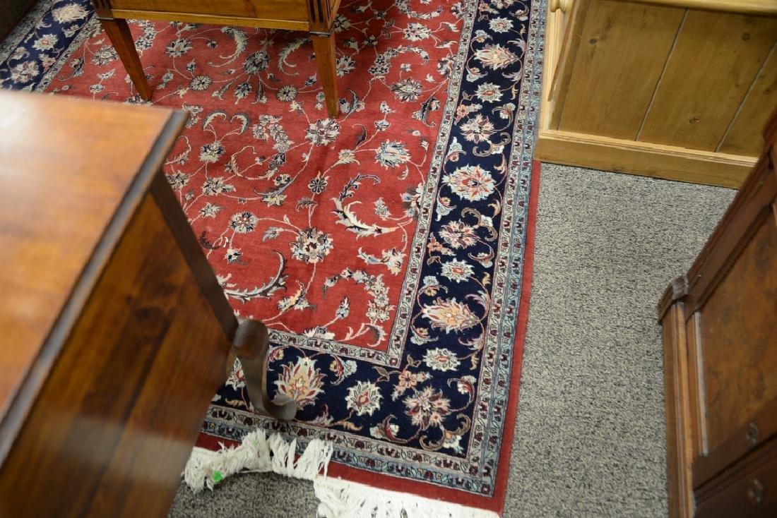 """Oriental area rug. 6' x 9'4"""" - 4"""
