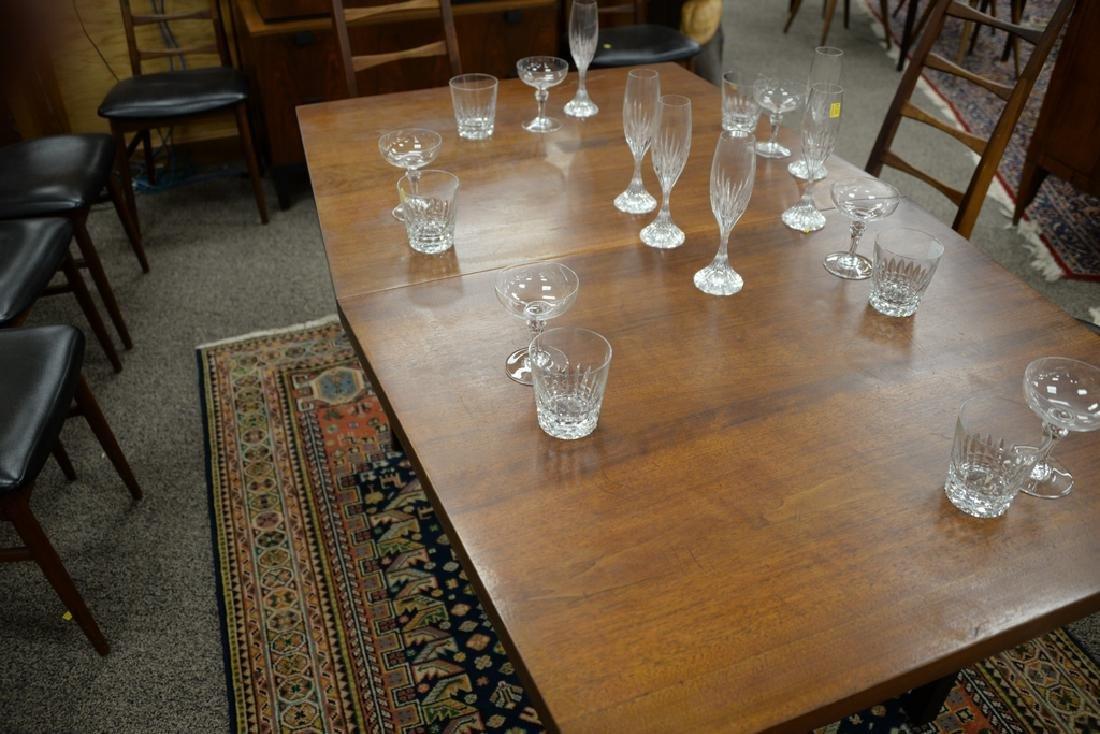 Two sets of Baccarat crystal glasses, set of twelve - 5