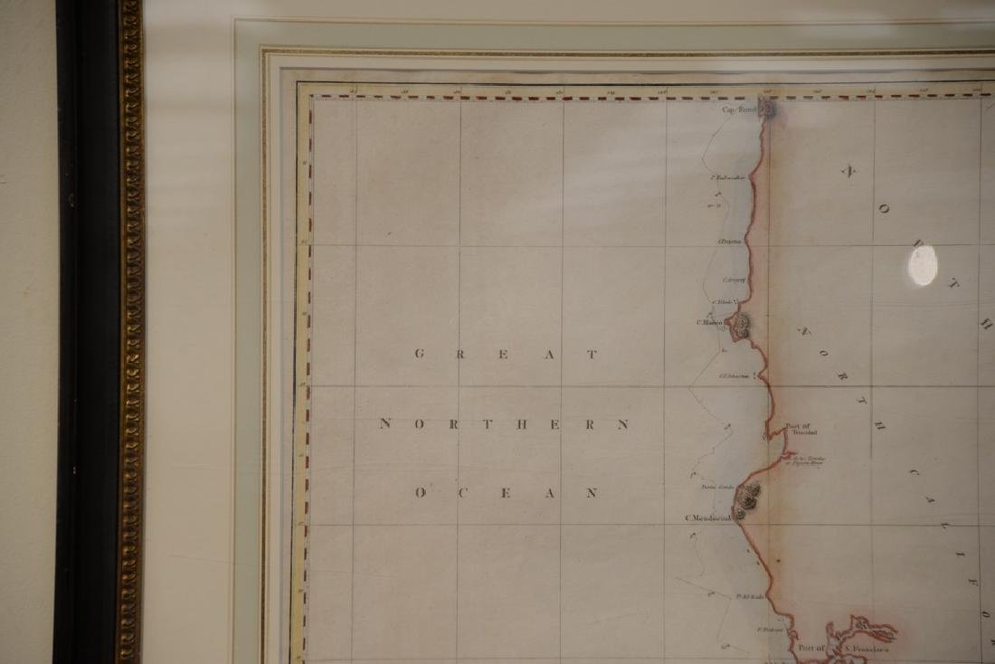 Chart of the Northwest Coast of America, explored by - 3
