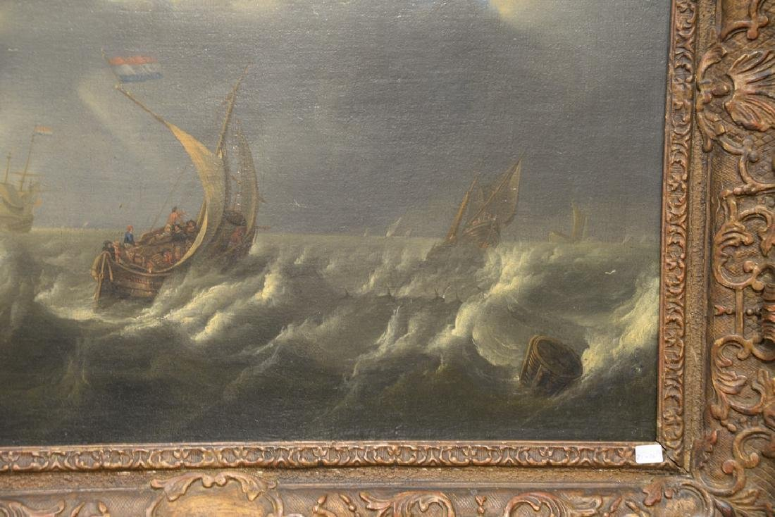 Seascape,  oil on canvas,  early 20th century copy of - 5