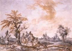 JEAN BAPTISTE LE PAON (c. 1736-c. 1785) French