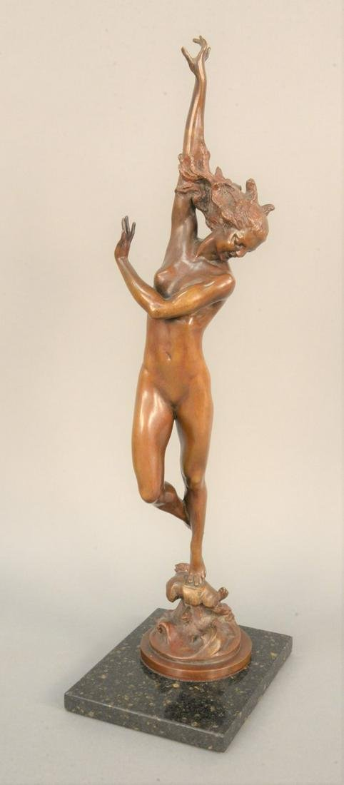 "Harriet Whitney Frishmuth (1880-1980), ""Crest of the"