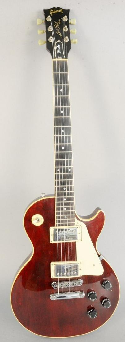 Gibson Electric guitar, model Les Paul Studio, 1986,