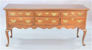 Harden Furniture cherry sideboard ht 33 wd 68