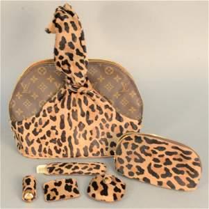 "Louis Vuitton ""Alaia"" centenaire monogram"