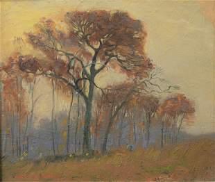 Whitney Hubbard (American, 1875 - 1965) Greenpoint, New