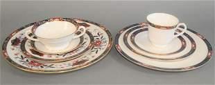 Royal Worcester Prince Regent Porcelain China partial