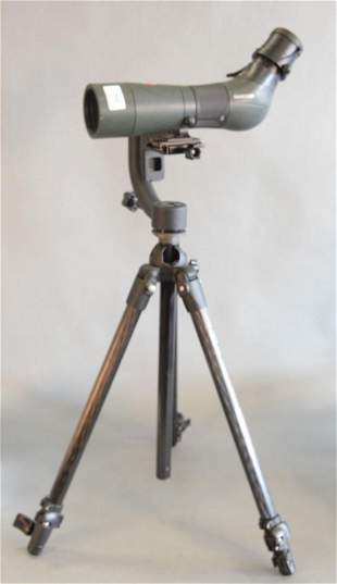 Swarovski Telescope Model number: ATS/STS65HD with