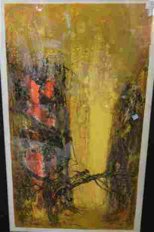 Dang Lebadang (Vietnamese, 1922 - 2015), untitled
