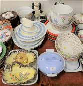 Large Grouping of Porcelain and China, to include