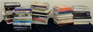 Lot of Coffee table books, approximately 30, related to