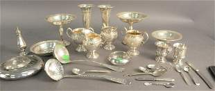Sterling Silver Lot, to include two pairs of Grand