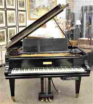 Mason and Hamlin Baby Grand Player Piano, serial number
