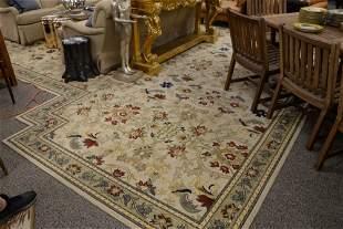 Stark Custom Room Sized Carpet, having room cut out