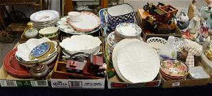 Large Lot of Ceramic and Porcelain, to include Minton