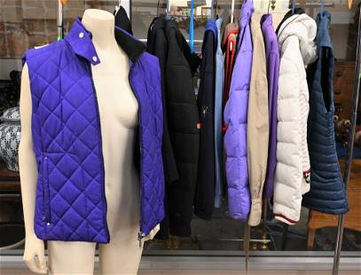 Designer Sportswear Lot, to include a Ralph Lauren ski