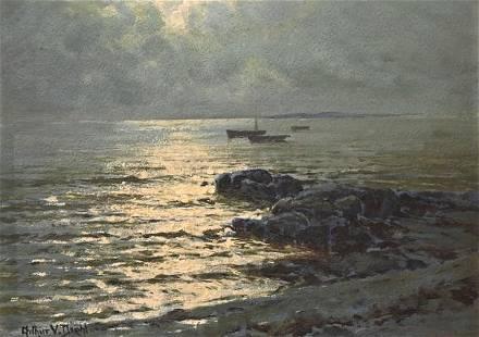 Arthur Vidal Diehl, American/British, 1870 - 1929,