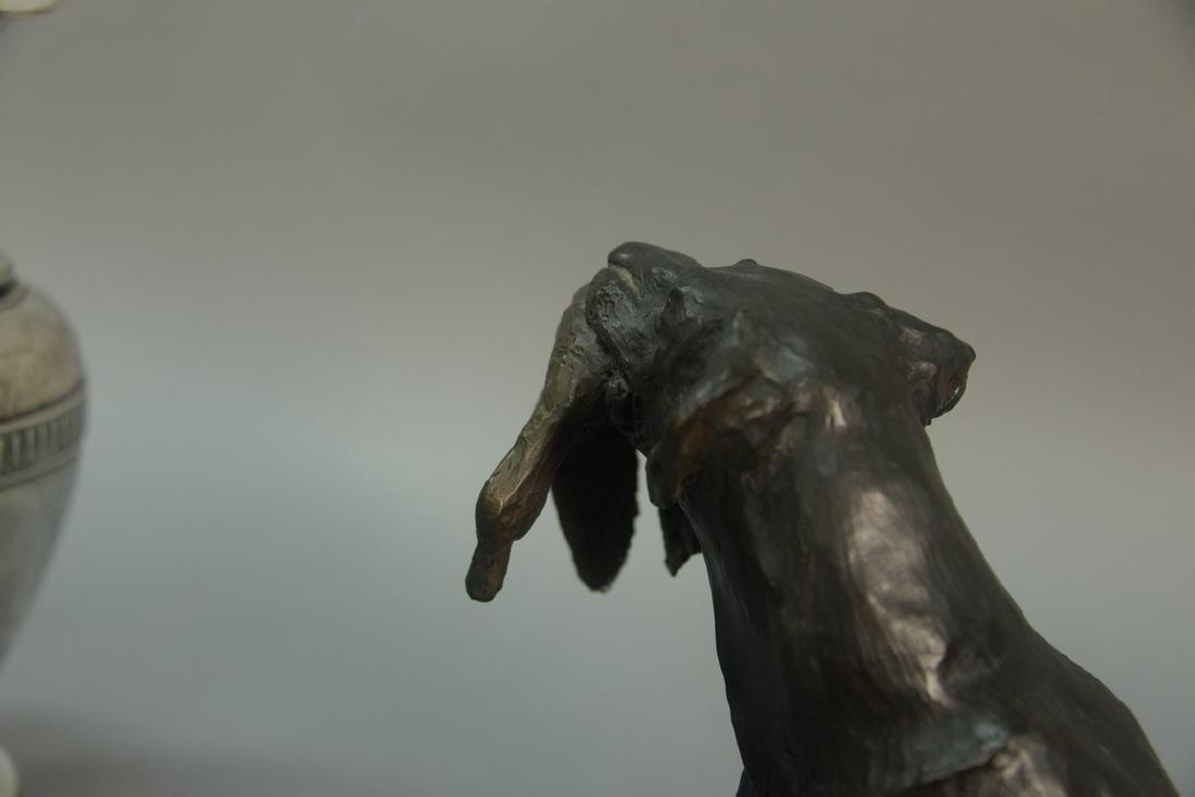 William Turner (b. 1943)  bronze  Labrador Retriever - 4