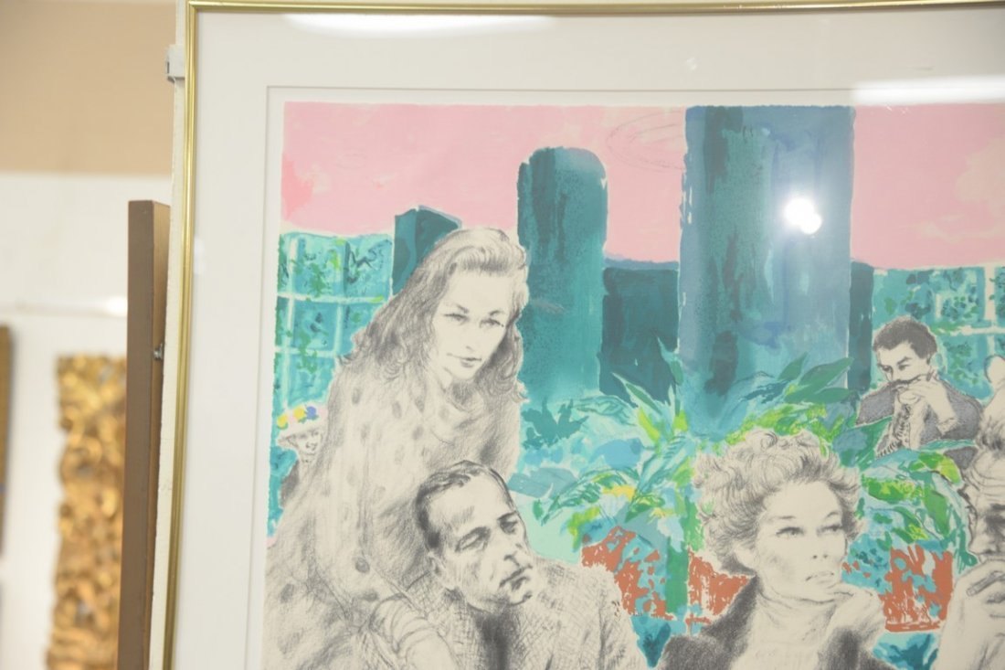 LeRoy Neiman (1921-2012)  1989 limited edition - 3