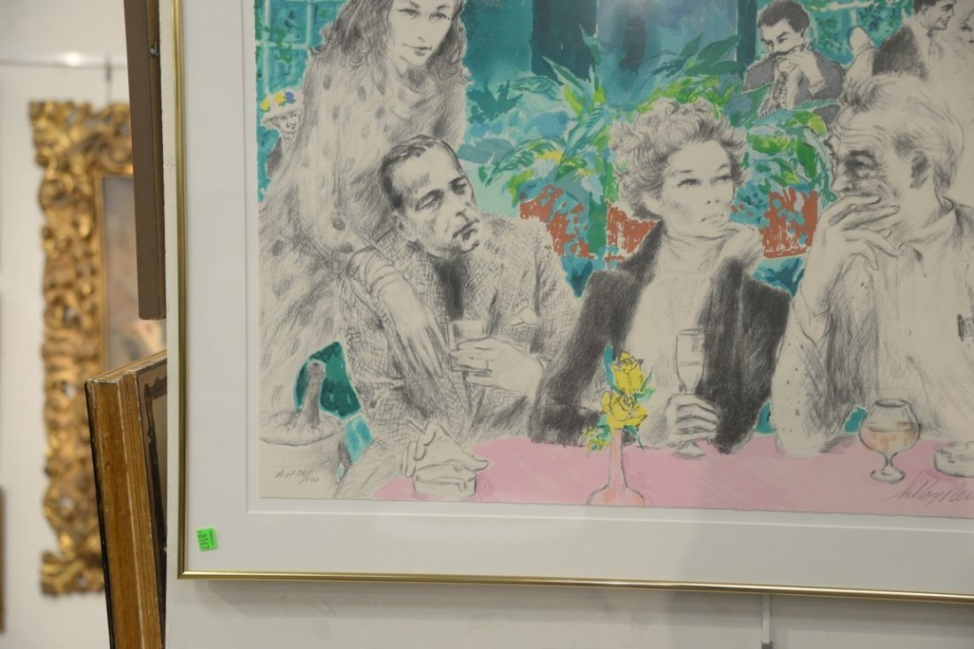 LeRoy Neiman (1921-2012)  1989 limited edition - 5