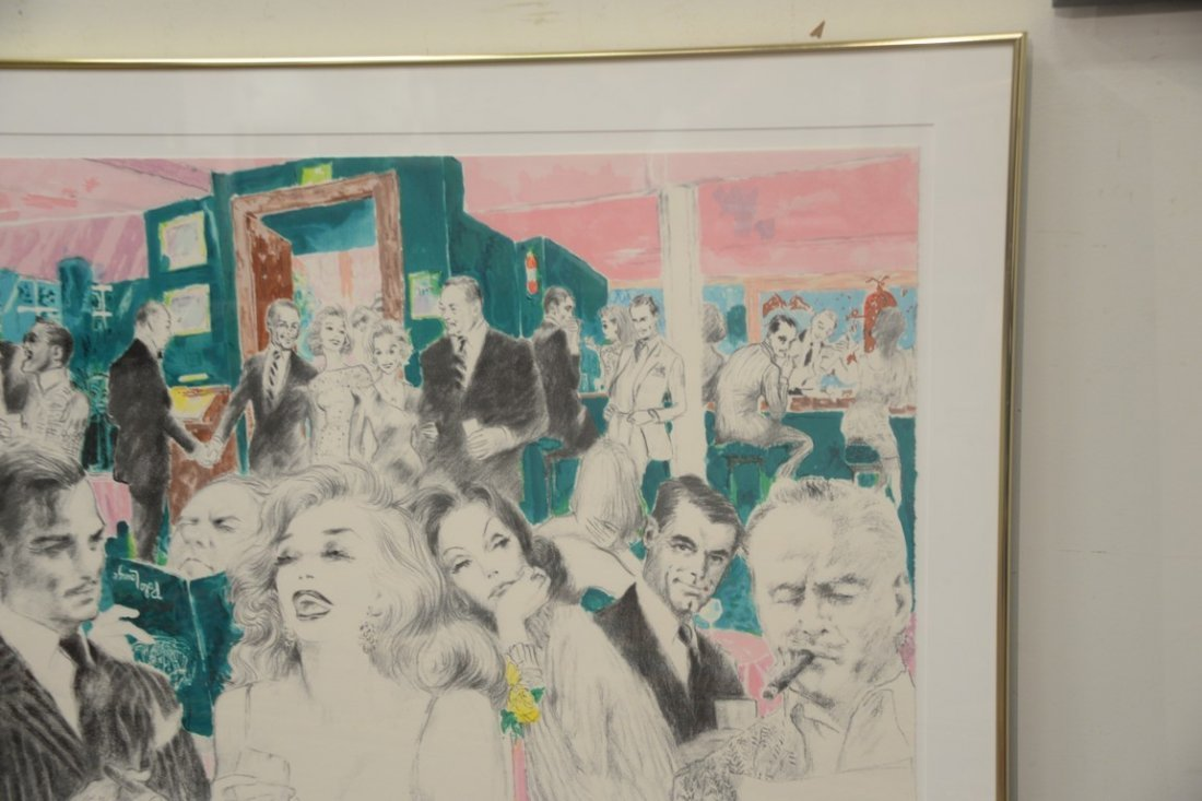 LeRoy Neiman (1921-2012)  1989 limited edition - 6