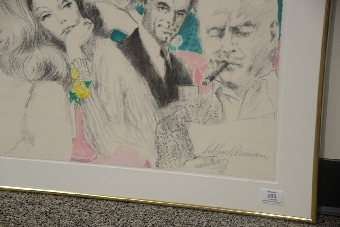 LeRoy Neiman (1921-2012)  1989 limited edition - 7
