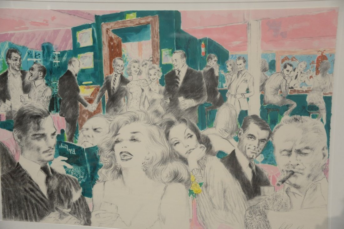 LeRoy Neiman (1921-2012)  1989 limited edition - 8