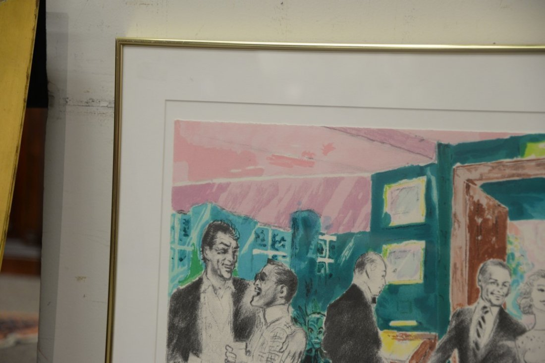 LeRoy Neiman (1921-2012)  1989 limited edition - 9