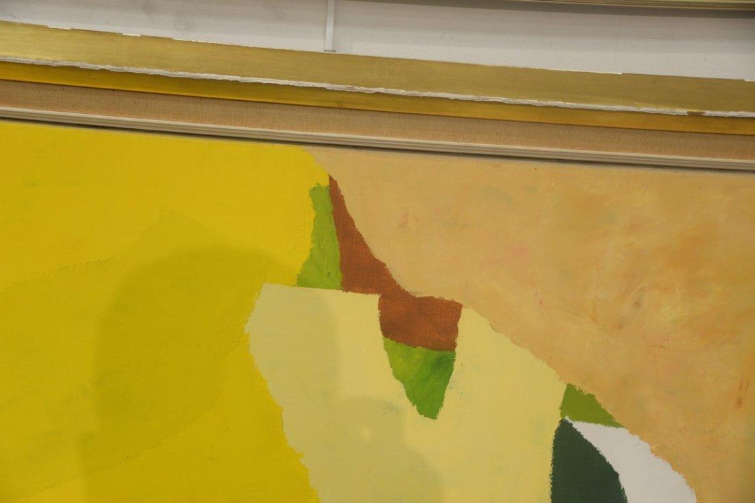 Donald Hamilton Fraser (1929-2009)  oil on canvas - 2