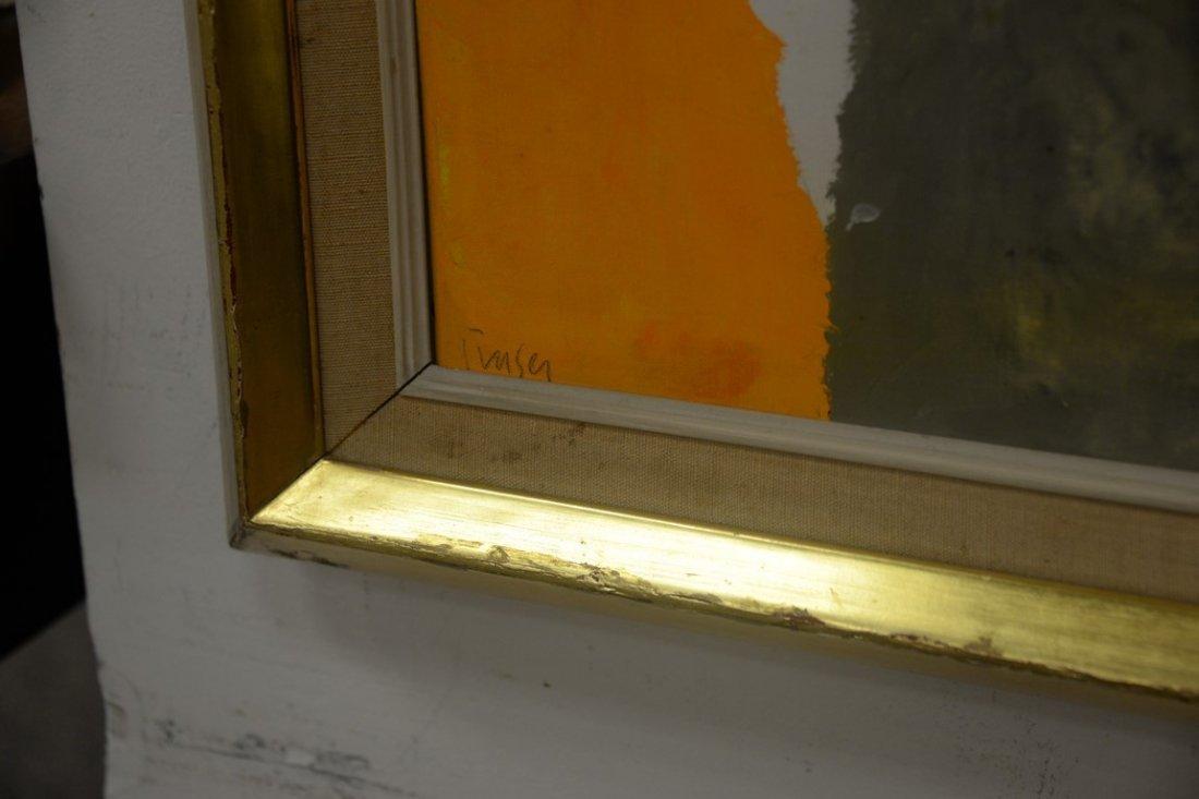 Donald Hamilton Fraser (1929-2009)  oil on canvas - 3