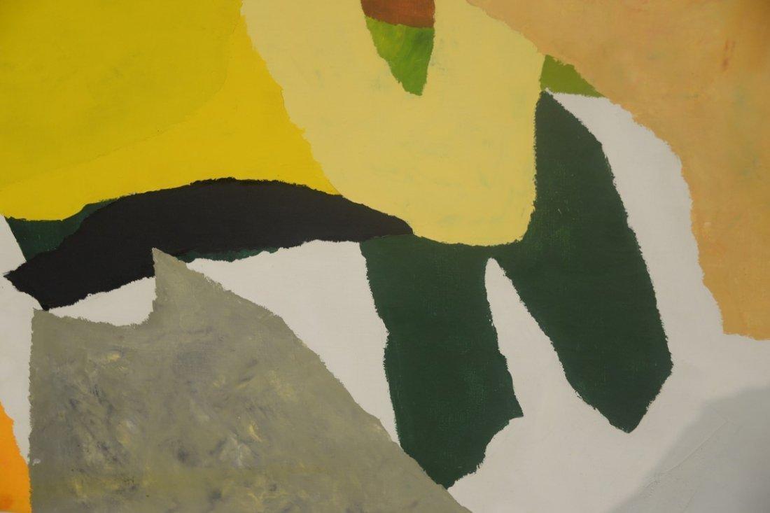 Donald Hamilton Fraser (1929-2009)  oil on canvas - 4