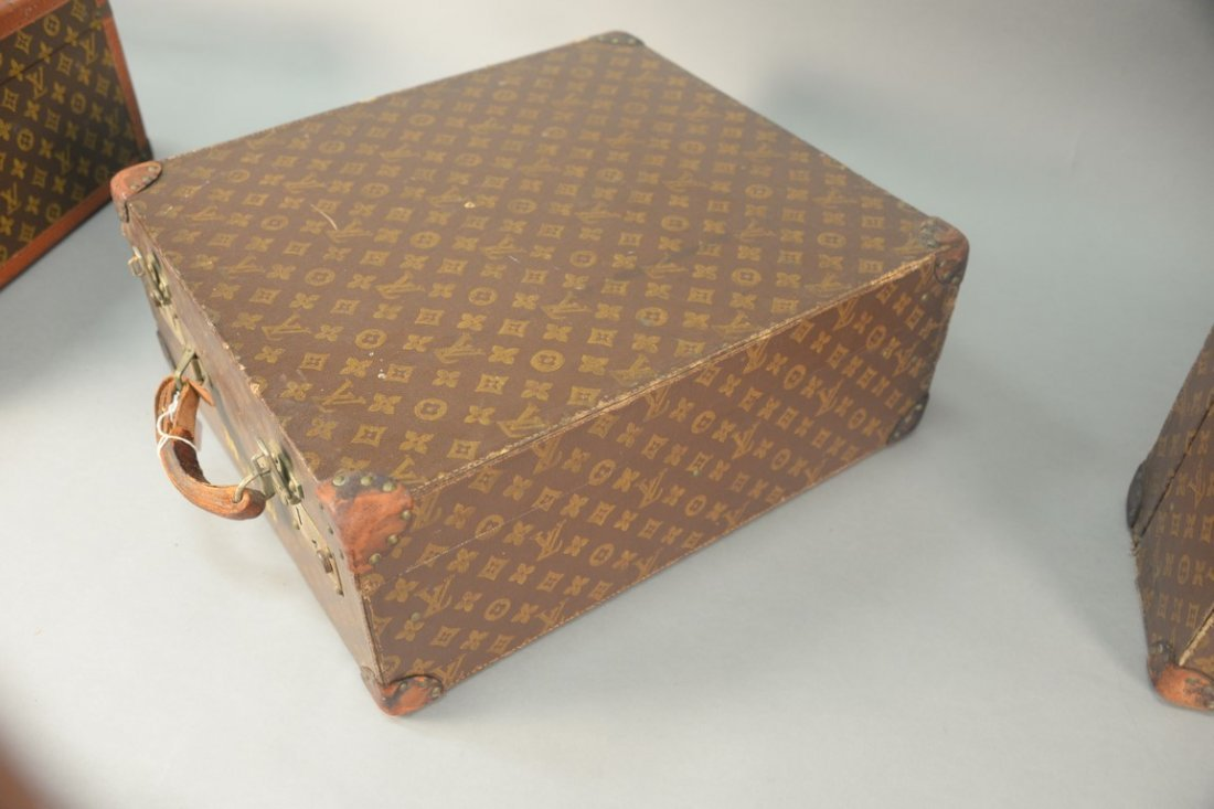 Louis Vuitton monogram suitcase, hard shell exterior - 2