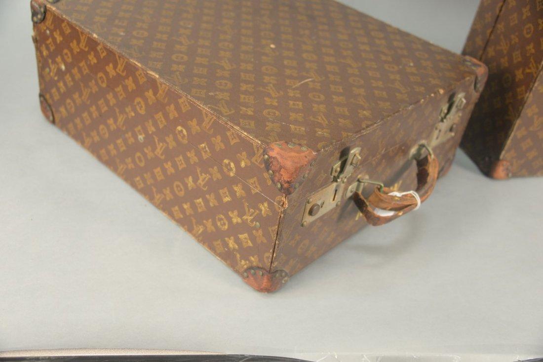 Louis Vuitton monogram suitcase, hard shell exterior - 3
