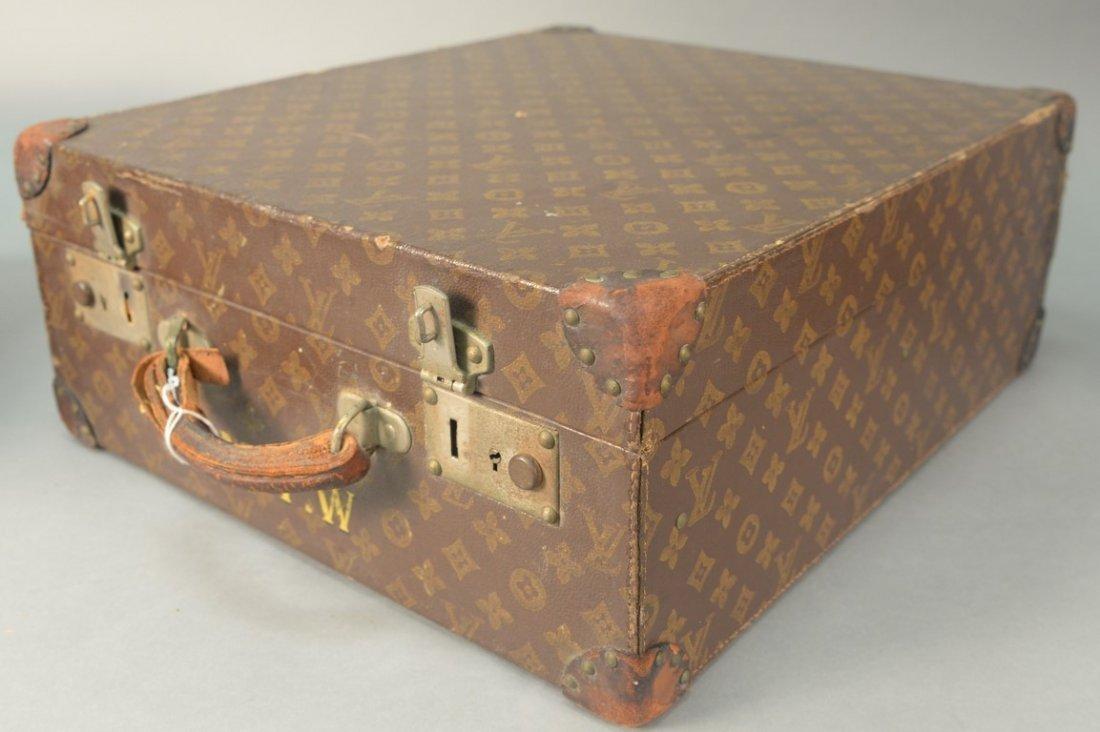 Louis Vuitton monogram suitcase, hard shell exterior - 7