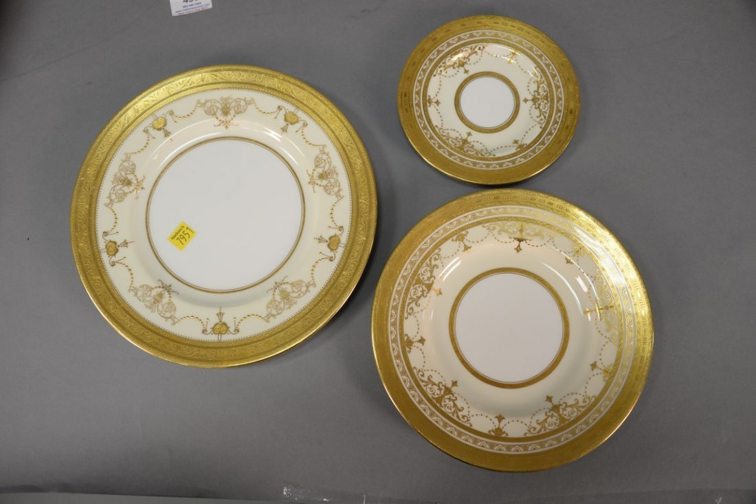Thirty-five piece lot including three sets of Minton - 2