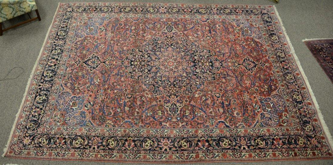 "Bahaktiari Southwest Persian Oriental carpet.  10'6"" x"