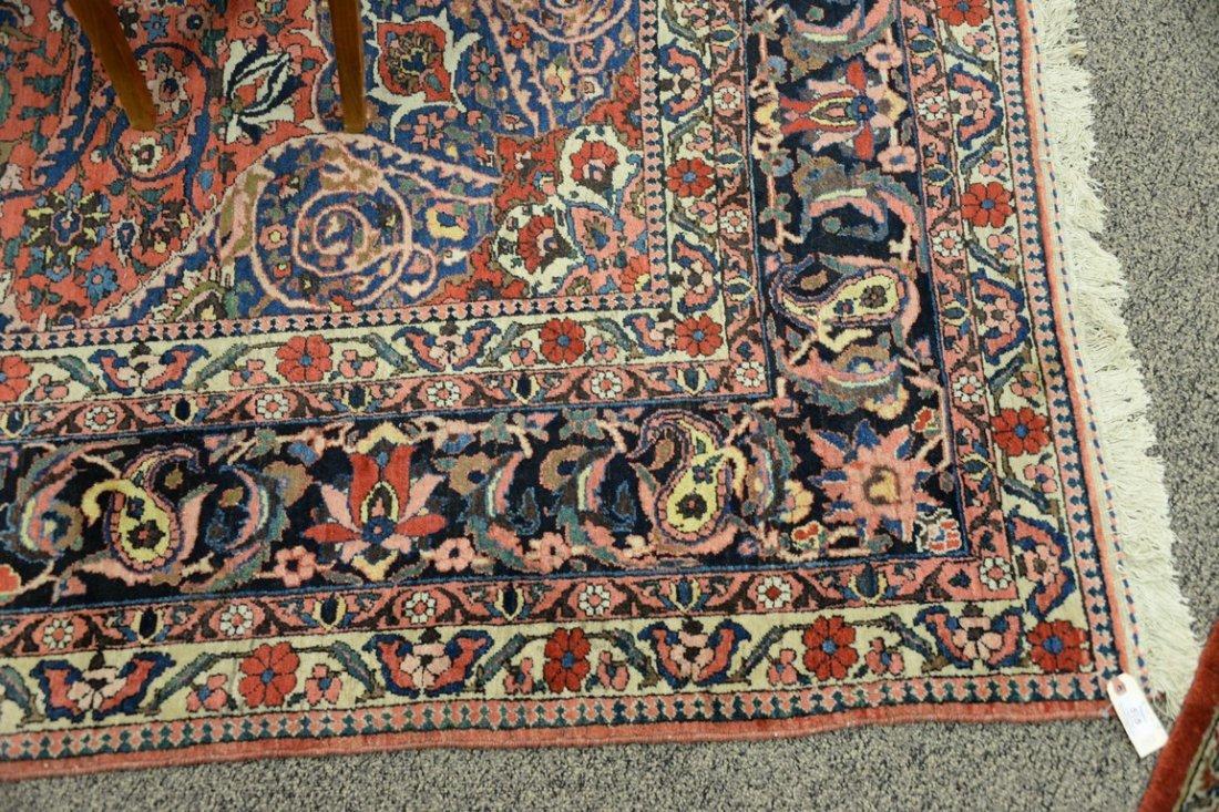 "Bahaktiari Southwest Persian Oriental carpet.  10'6"" x - 2"