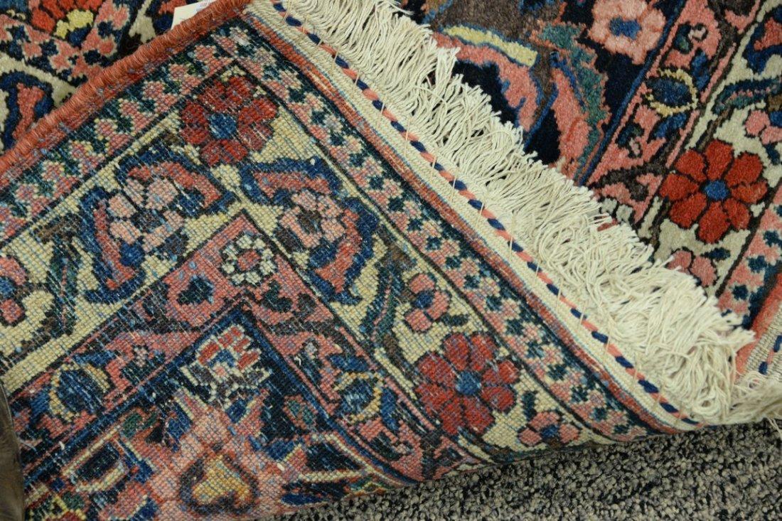 "Bahaktiari Southwest Persian Oriental carpet.  10'6"" x - 3"