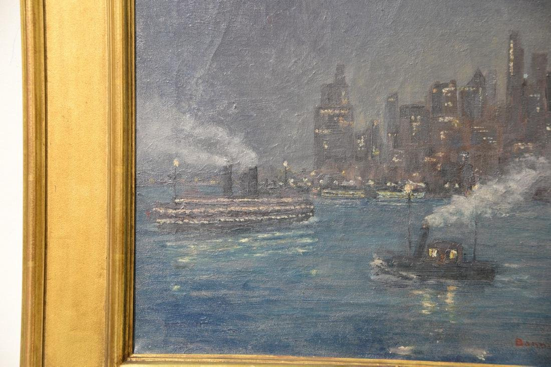 Bonnie Walson (early 20th century)  oil on canvas  New - 3